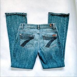 7FAM DOJO Jeans 29